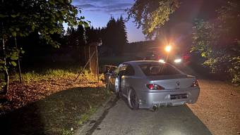 Unfall in Bettwil (Juni 2020)