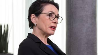 Seit Anfang Jahr im Amt: CVP-Nationalrätin Marianne Binder.