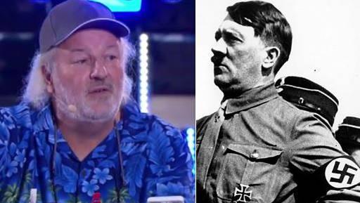 Peach Weber und der neue Hitler