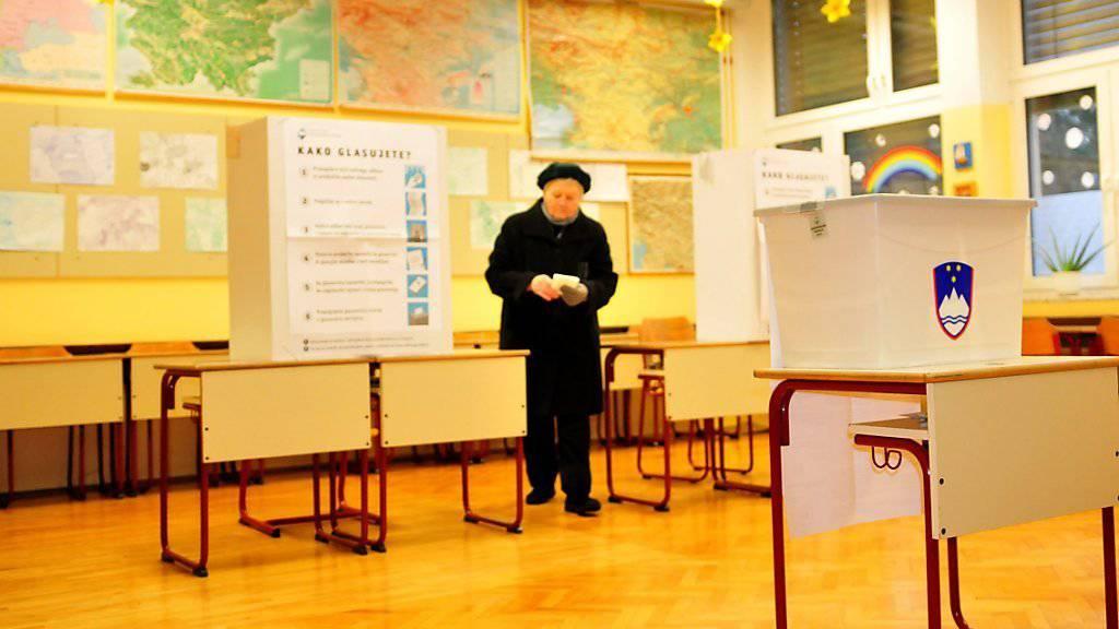 Konservative und die Kirche sieht in Slowenien traditionelle Werte gefährdet - nun entscheiden die Stimmbürgerinnen und Stimmbürger.