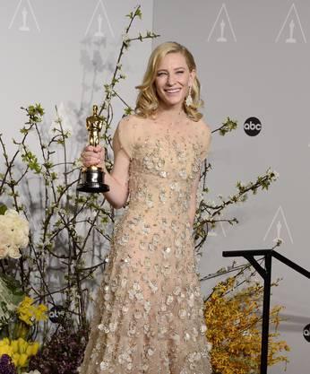 Cate Blanchett wurde als beste Schauspielerin ausgezeichnet