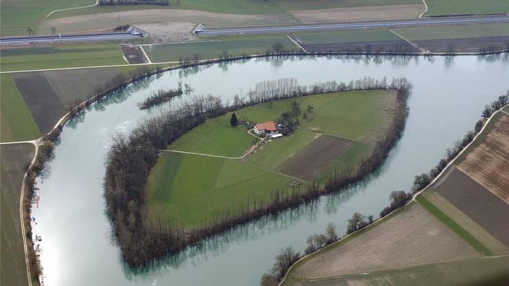 Konfliktpotenzial: Landschaftliches Kleinod und wirtschaftliche Lebensgrundlage. Archiv