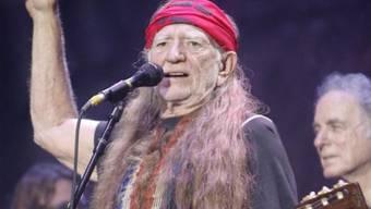 Sein fahrendes Wigwam ist zu haben: Willie Nelson (Archiv)