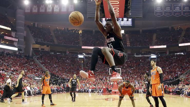 Clint Capelas Houston Rockets erhalten für den Rekordbetrag von 2,2 Milliarden Dollar einen neuen Besitzer