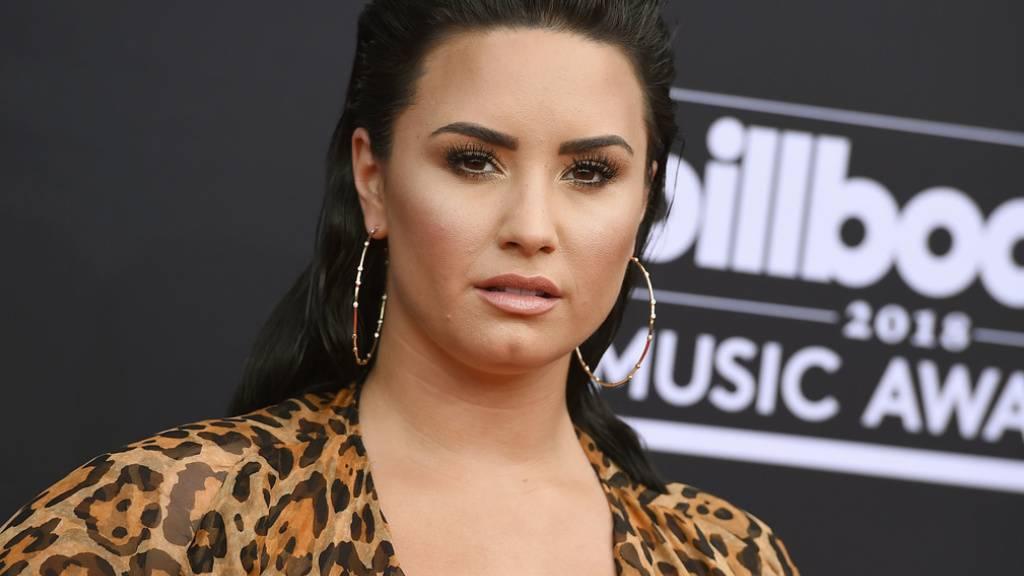 US-Sängerin Demi Lovato appelliert an alle, ihren Körper so zu lieben, wie er ist.