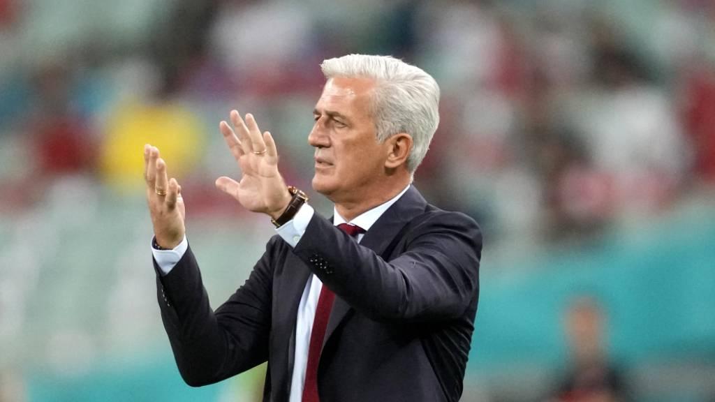 Vladimir Petkovic bewies ein gutes Händchen bei seiner Aufstellung gegen die Türkei