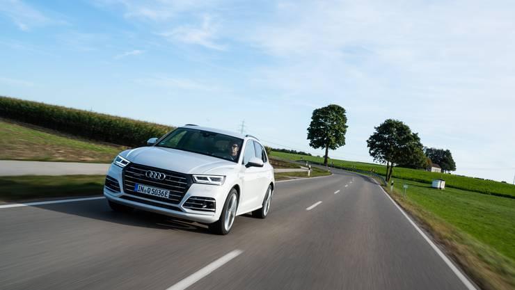 Der Q5 TFiSe ist der erste Vertreter der neuen Plug-in-Modelle von Audi.