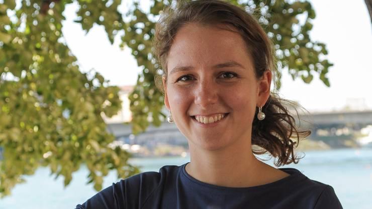 Corinna Zuckerman kann sich vorstellen, überall zu leben – später auch in der Schweiz.Martin Töngi