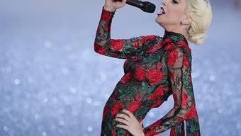 Lady Gaga will beim Super Bowl vom Dach des Stadions hinunter singen. Das stresst ihre Techniker und ihre Versicherungsberater ganz erheblich. (Archivbild)