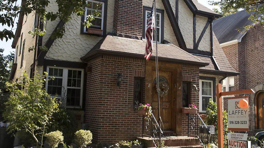 Hier wohnte einst US-Präsident Donald Trump: Die Immobilie in New York wechselte für 2,1 Millionen Dollar den Besitzer. (Archivbild)