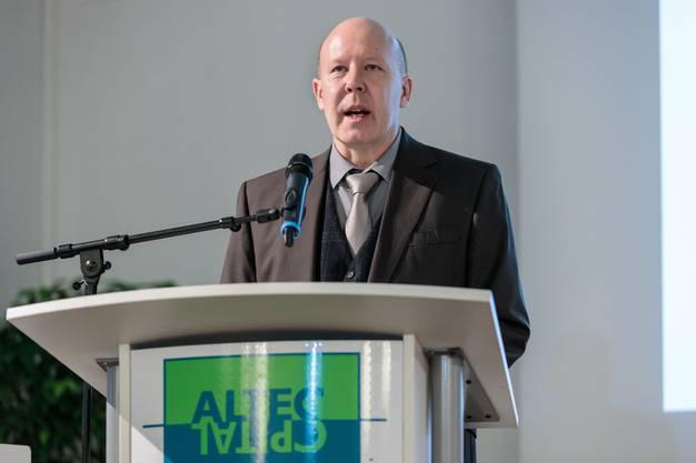 Michael Hug, Präsident des Vereins Solothurn Tourismus: «Wir haben jetzt zehn Jahre Erfahrung mit Jura Trois-Lacs gesammelt – wurden aber eher als deutschsprachige Randregion wahrgenommen.»