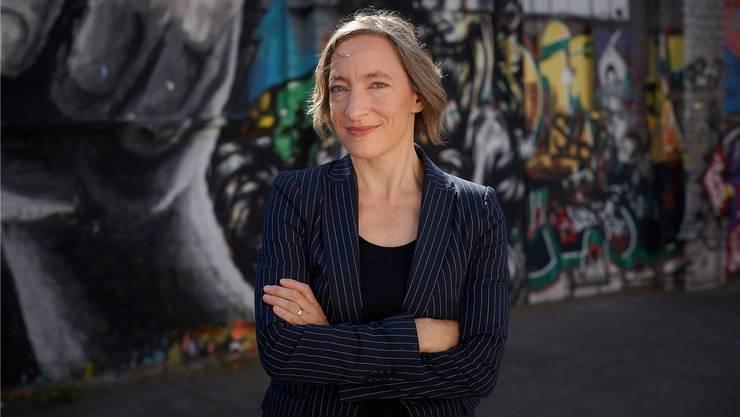 Ruth Schweikert liest am Dienstagabend um 19 Uhr im Literaturhaus Basel.