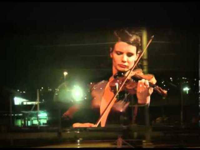 Beethoven (Violin Sonata No. 9 Op. 47) Kreutzersonate Clip, Deborah Marchetti & Bernhard Parz