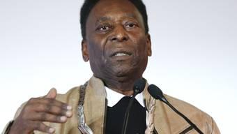 Pelé wird der Eröffnungsfeier nicht beiwohnen