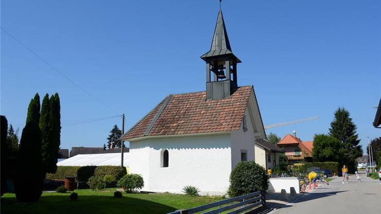 Die Kapelle St. Josef prägt seit 300 Jahren das Dorf. Heute ist der Kultusverein für den Erhalt verantwortlich.