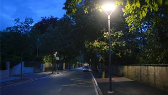 Die IBAarau erhält einen Förderbeitrag von 100 Franken pro ersetzte Leuchte. zvg