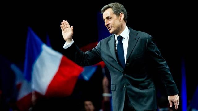 Sarkozy kämpft um die Wiederwahl als Präsident (Archiv)