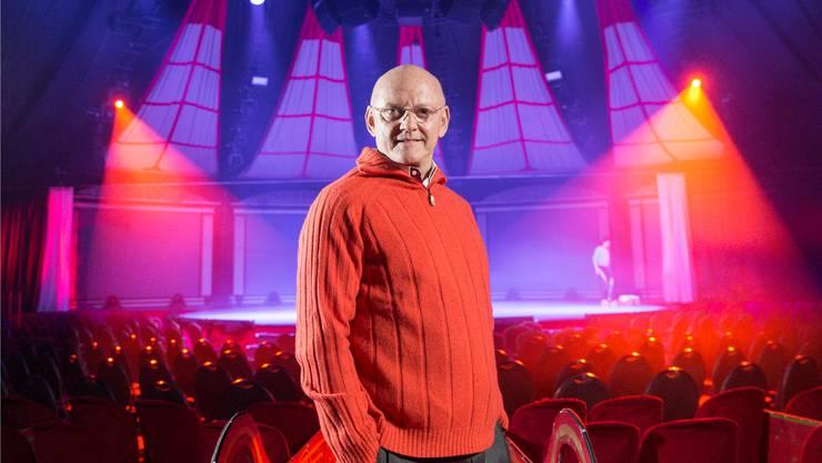 Rolf Knie: «Vor der Premiere bin ich teilweise nachts aufgewacht, weil ich träumte, dass kein Mensch in unserer Vorstellung sitzen würde.»