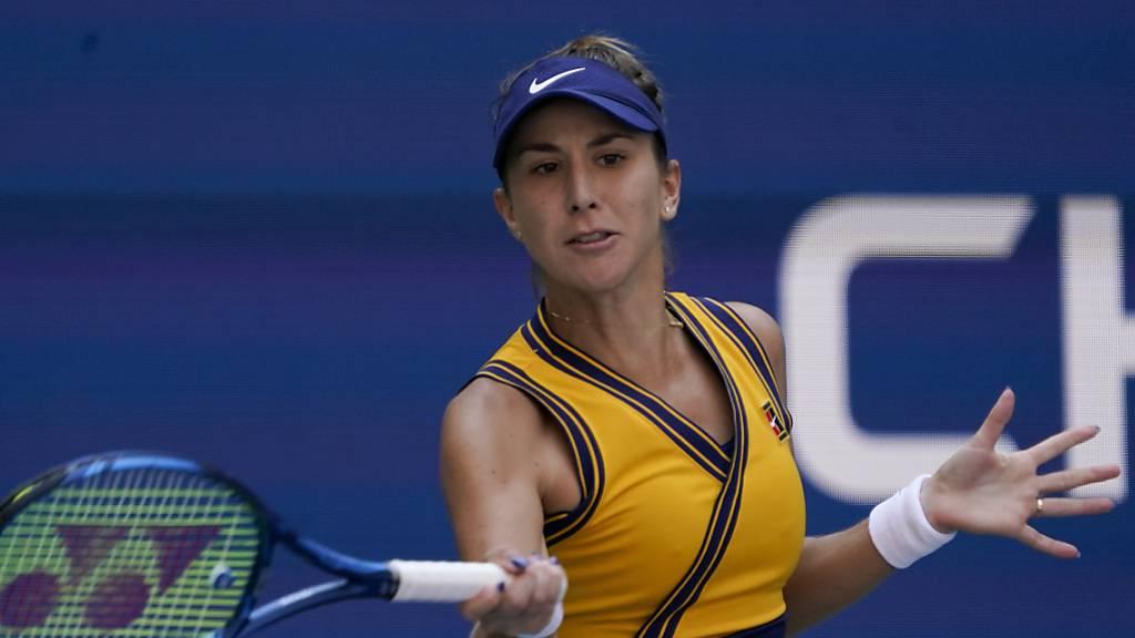 Belinda Bencic wird dem Nationalteam vorangehen