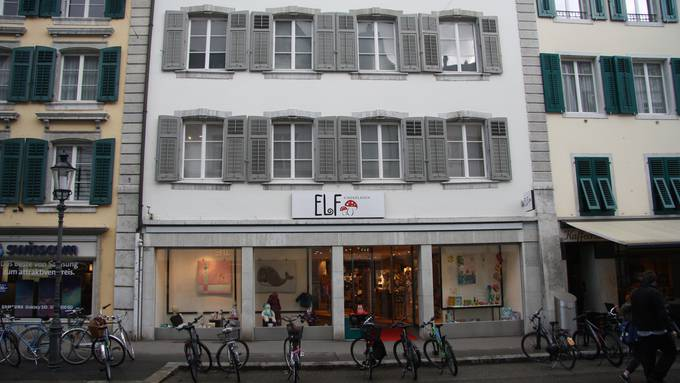 Läden Solothurn