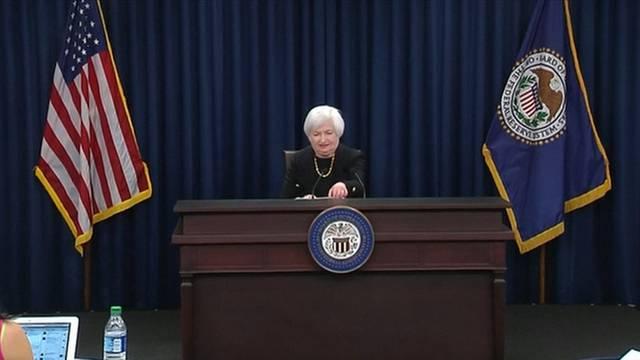 US-Zinserhöhung voraus?