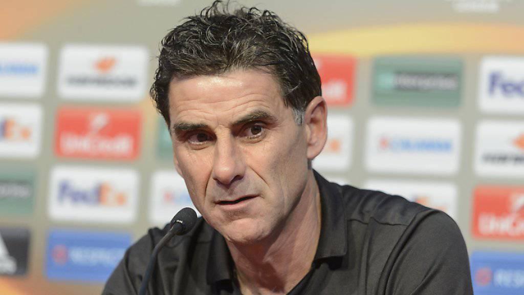 Will mit Sion heute die Basis für eine gelungene Gruppenphase in der Europa League legen: Coach Didier Tholot