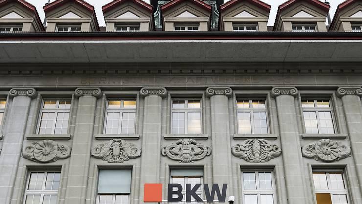 Im Aufwind: Der Energiekonzern BKW kann im ersten Halbjahr 2016 sowohl den Umsatz wie den Gewinn steigern. (Archivbild)