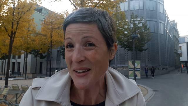 «Ich werde Vollgas geben!»: Die frischgebackene Badener Stadträtin Sandra Kohler im Interview.
