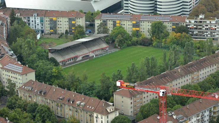 Gebäude auf dem Landhof-Areal müssen gesichert werden.
