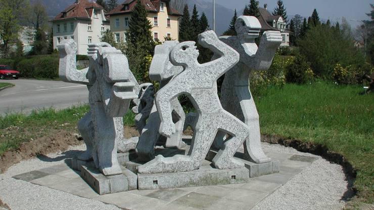 Der Bildhauer Peter Travaglini aus Büren  ist am 31. Januar im 88. Lebensjahr gestorben. Er war auch für Grenchen von grosser Bedeutung.