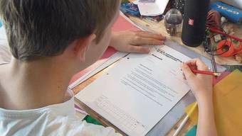 In Franz' Klasse besucht die Hälfte der Gymi-Anwärter privat finanzierte Vorbereitungskurse.
