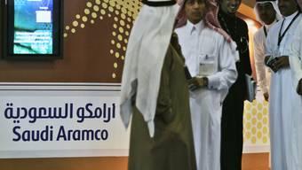 Aramco-Angestellte in Dubai (Archiv)