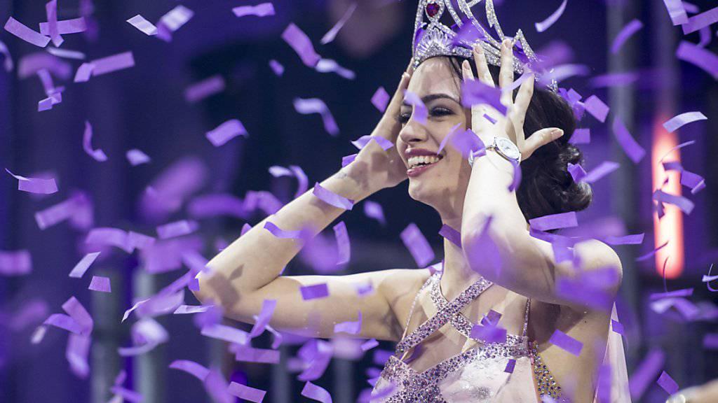 Miss Schweiz per sofort freigestellt