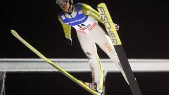 Schweizer Nachwuchsspringer Pascal Egloff