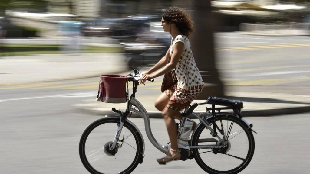 Mit viel Energie unterwegs: Das E-Bike eröffnet neue Wege.