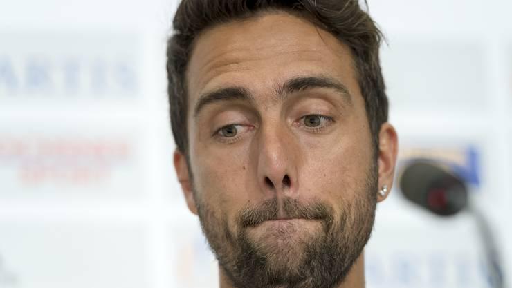 Nach dem Spiel gegen Luzern trat der Captain vor die Medien, um seinen Rücktritt offiziell bekanntzugeben.