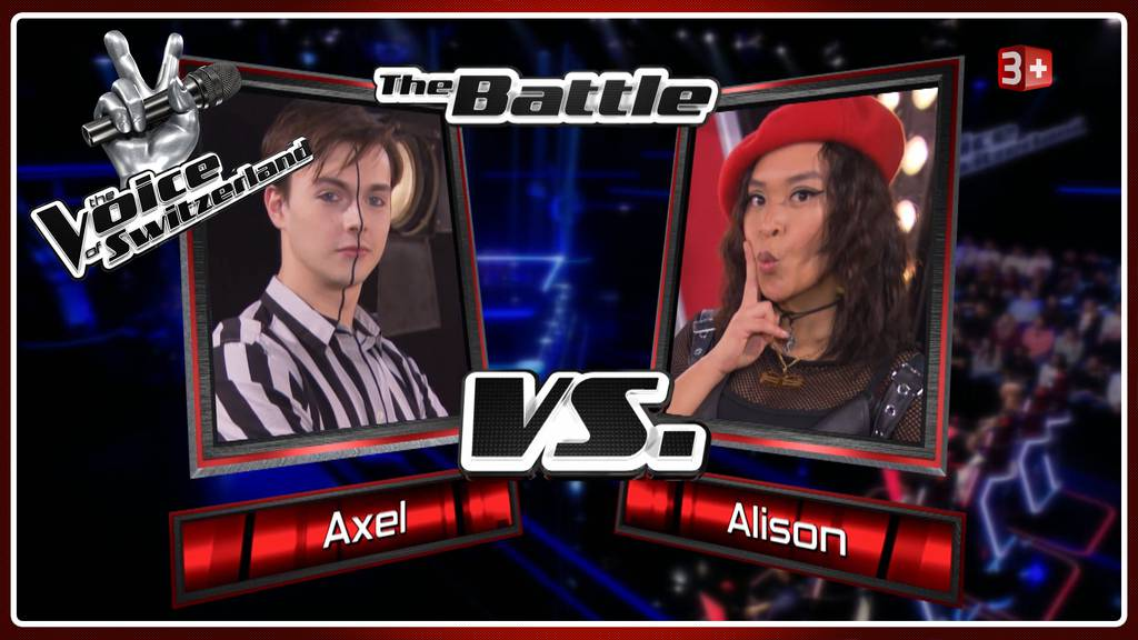Staffel 1 - Folge 8 | Battle Axel vs Alison