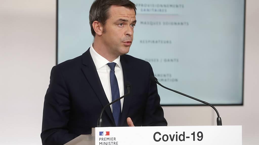 Frankreich erlaubt wieder Besuche in Pflege- und Altenheimen