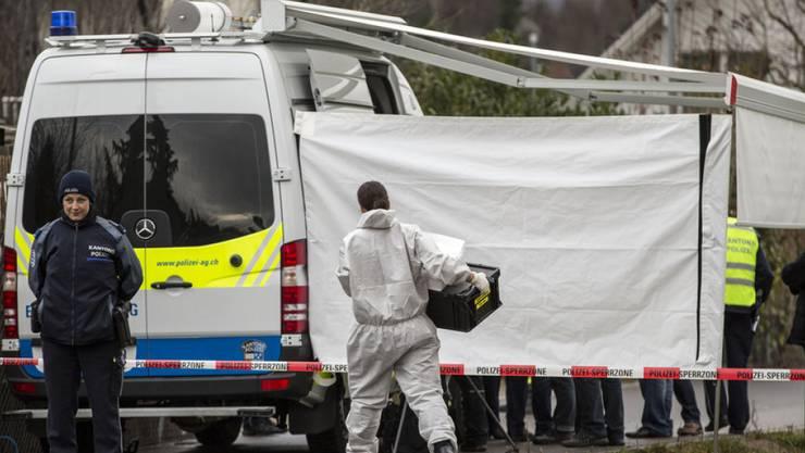 Einer der brutalsten Kriminalfälle im Aargau: der Vierfachmord in Rupperswil (Archivbild).