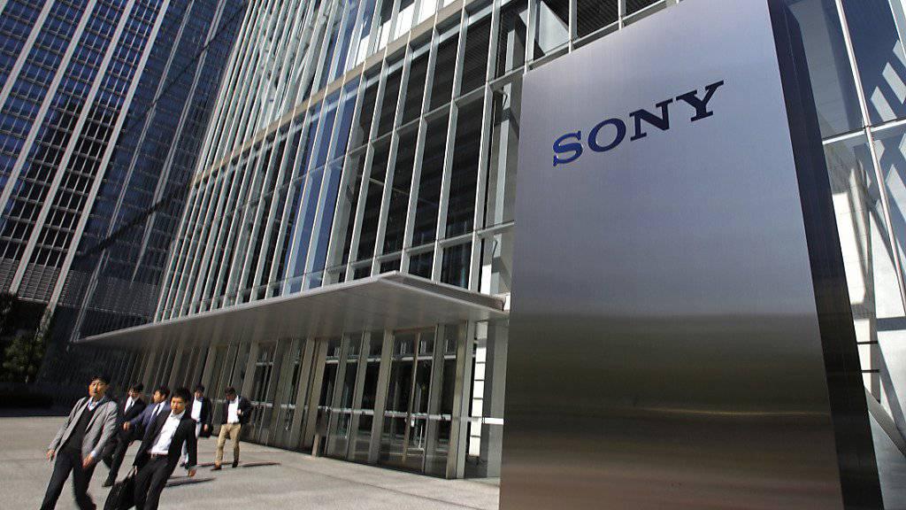 Der japanische Elektronikkonzern Sony wird von einem US-Investor unter  Druck gesetzt, sich aufzuspalten. (Archivbild)