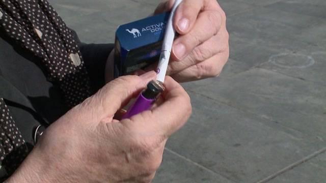 Leichter Einstieg ins Rauchen