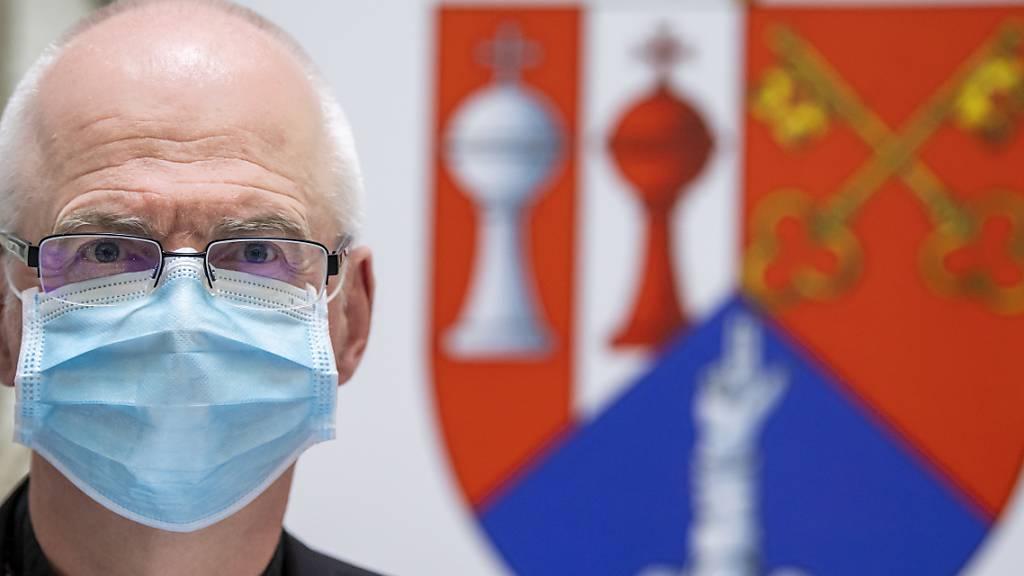 Freiburger Bischof kannte Schwere der Vorwürfe nicht
