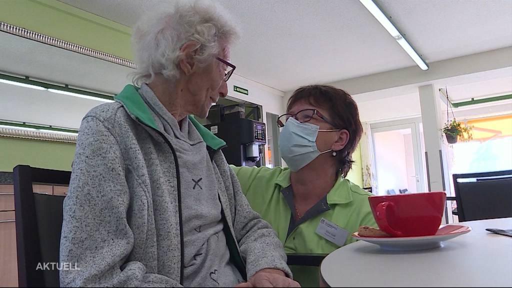 Corona-Massentest: 10 Angestellte im Altersheim in Schöftland positiv getestet