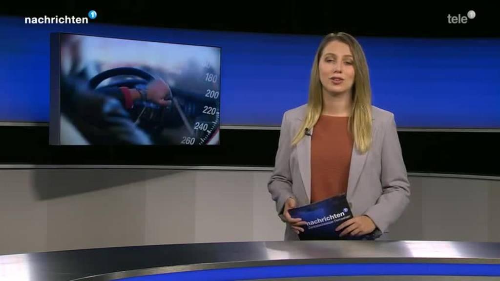 Autofahrer entzieht sich mehrmals Polizeikontrolle