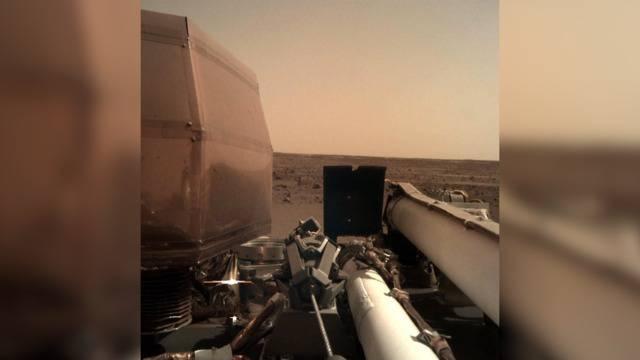 Die Sekunden vor der Landung: Zittern um Mars-Roboter «InSight»