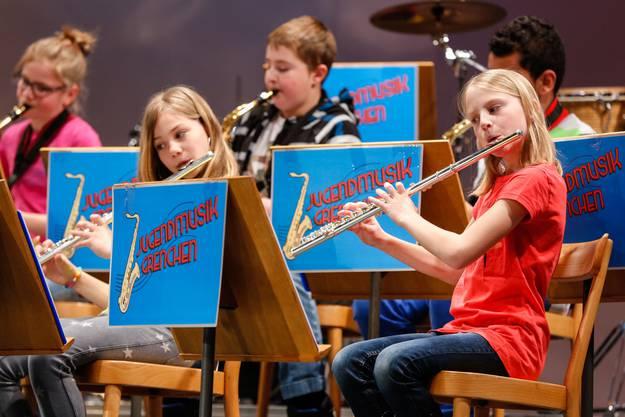 Jugendmusik Matinée Grenchen