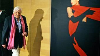 Dem Lebemann, Fotografen und Kunstsammler Gunter Sachs widmet die Kunsthalle im deutschen Schweinfurt eine umfassende Ausstellung. Sachs starb 2011 in Gstaad. (Archivbild)