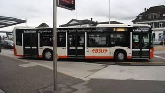 Im Kanton sind noch keine Elektrobusse unterwegs. (Archiv)