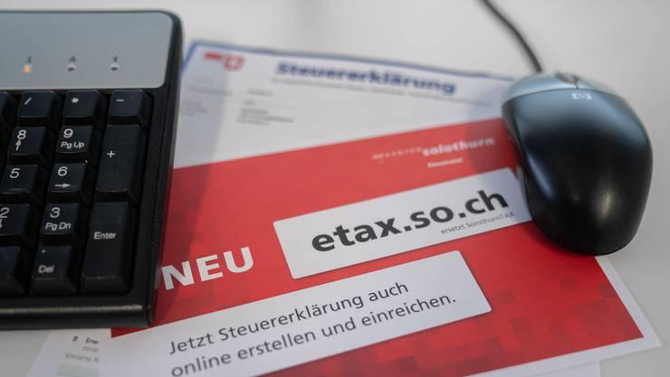 Die Umstellung im Steueramt öffnet Türen für die Digitalisierung – etwa für die Einführung der elektronischen Steuererklärung mit etax.