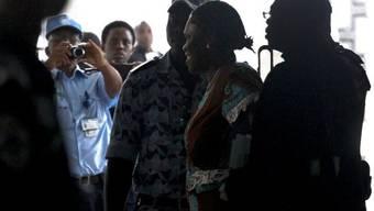 Simone Gbagbo, ehemalige First Lady der Elfenbeinküste, verurteilt